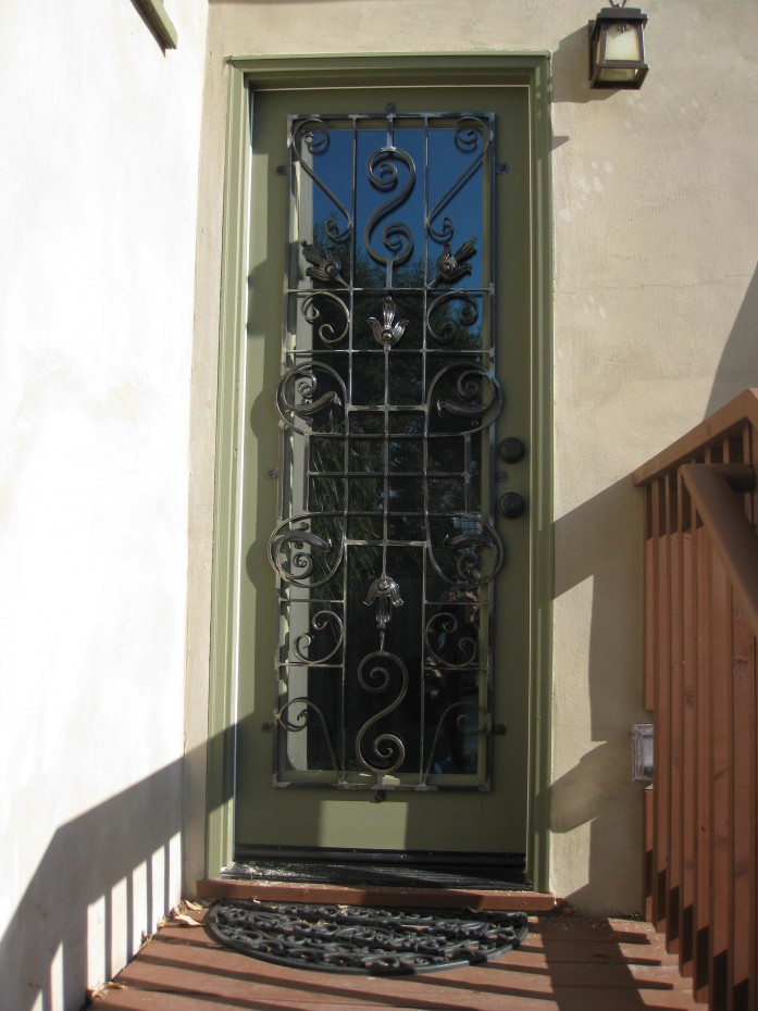 Staci Southwick | Decorative window and door bars