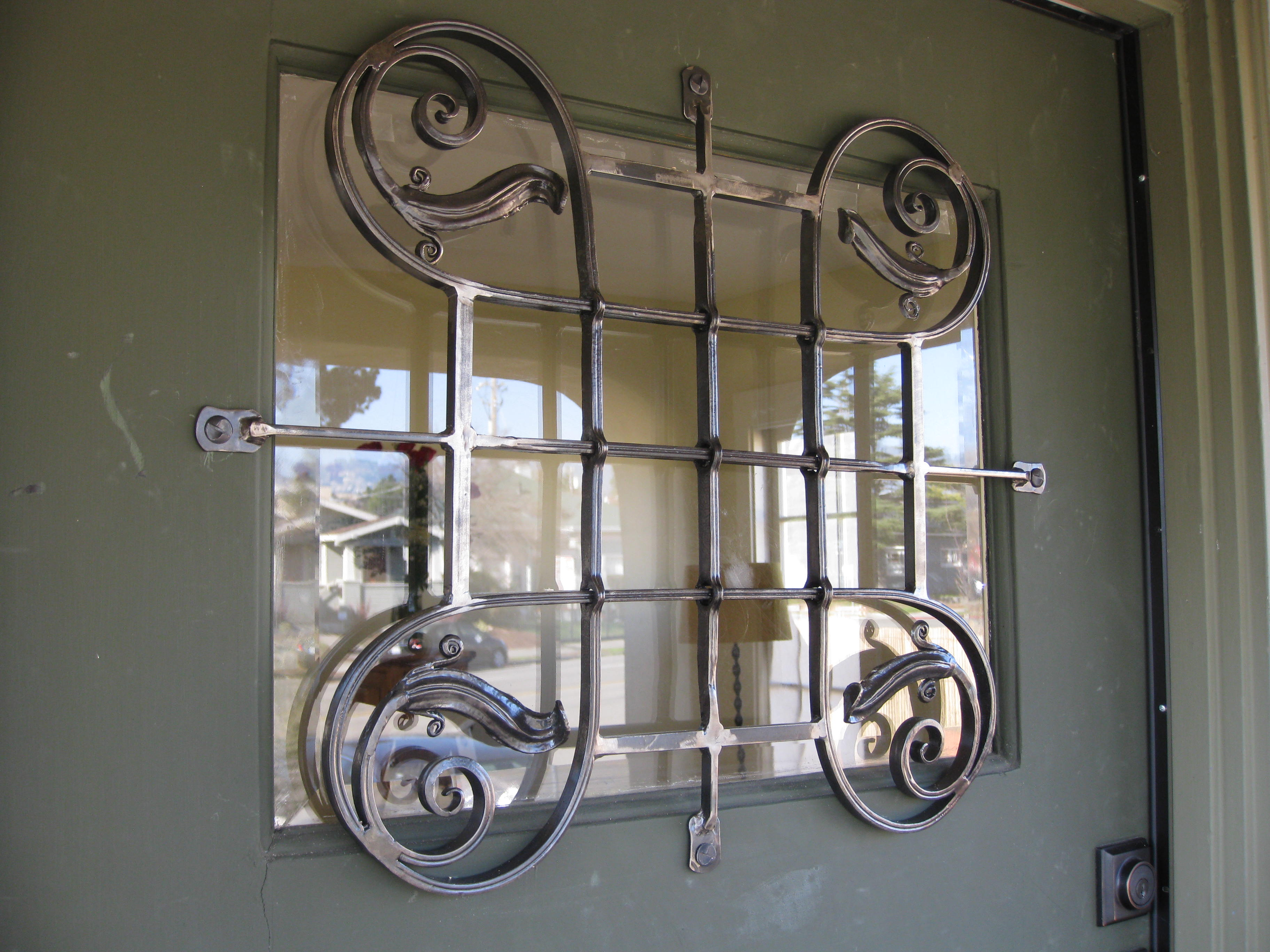 Home Blog Contact Forged Window Bars